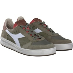 Diadora Heritage - Sneaker in grün
