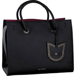 Karl Lagerfeld - K-Carry All Shopper in Schwarz