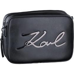 Karl Lagerfeld - Kay- Signature Camer in schwarz