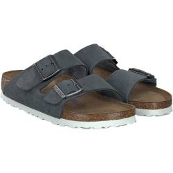 Birkenstock - Arizona in Grau