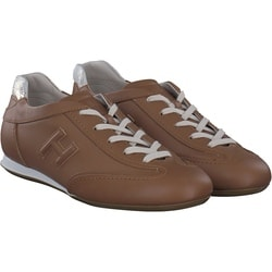 Hogan - Sneaker in braun