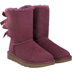UGG - Bailey Bow in Bordeaux