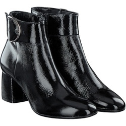 Terry - Stiefelette in schwarz