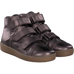 Bisgaard - Velcro Shoes in Bronze