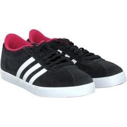 Adidas - Courtset W in schwarz