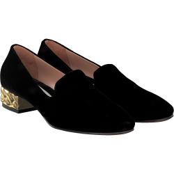 L ´Autre Chose - Slipper in Schwarz