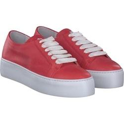 Trumans - Sneaker in Rot