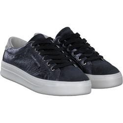 Crime London - Sneaker in Blau
