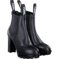 Karl Lagerfeld - Stiefelette in schwarz