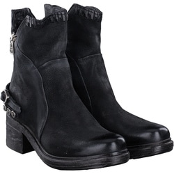 A.S.98 - Stiefelette in schwarz