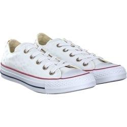Converse - Chuck Low in Weiß