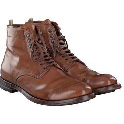 Officine Creative - Stiefel in Braun