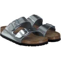 Birkenstock - Arizona SFB in Silber