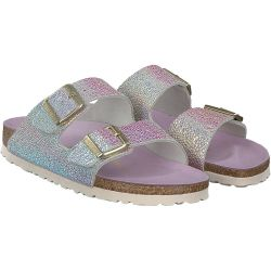 Birkenstock - Arizona in Silber