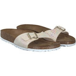Birkenstock - Madrid in Beige