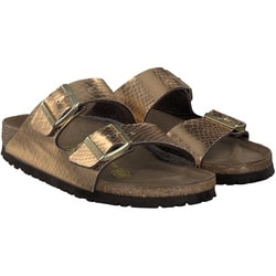 Birkenstock - Arizona in Gold