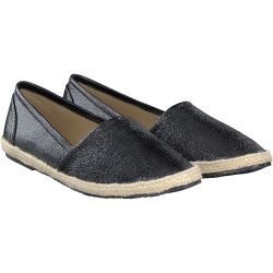 Buffalo - Slip On in Schwarz