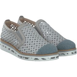 Pertini - Slip On in Grau