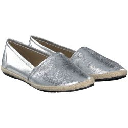 Buffalo - Slip On in Silber