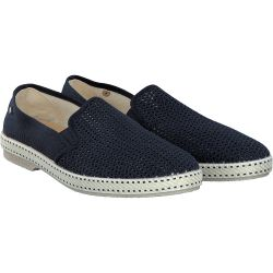 Rivieras - Slipper in Blau