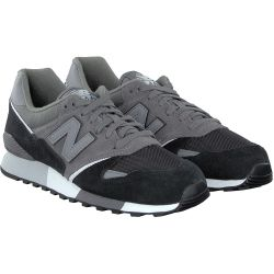 New Balance - 446 in Schwarz