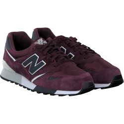 New Balance - U446D in Bordeaux