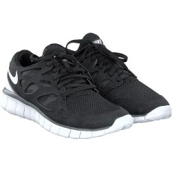Nike - WMNS Free Run 2 ext in Schwarz