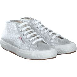 Superga - 2754 Lame in Silber