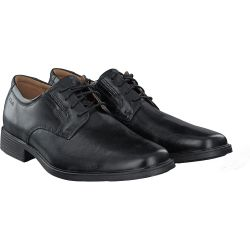 CLARKS - Tilden Plain in Schwarz
