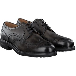 Ralph Harrison Classic - Schnürschuh in schwarz
