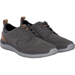 CLARKS - Garratt Lace in Grau