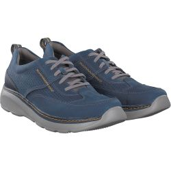 Clarks - Charton Mix in blau