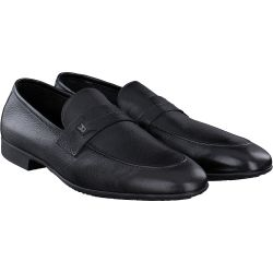 Moreschi - Slipper in schwarz