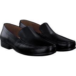 Clarks - Claude Plain in schwarz