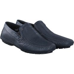 Moreschi - Slipper in blau