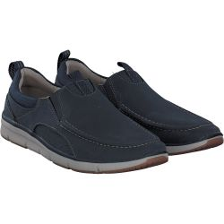 CLARKS - Orson Row in Blau