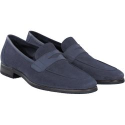 Lendvay & Schwarcz - Slipper in Blau