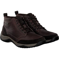CLARKS - Baystone Top GTX in Braun