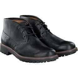 CLARKS - Montacute Duke in schwarz