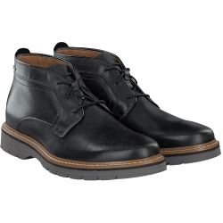 CLARKS - Newkirk Up GTX in schwarz