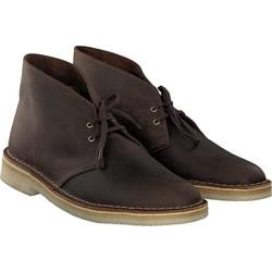 CLARKS - Desert Boot in braun