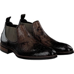 Konstantin Starke - Chelsea Boots in braun