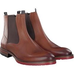 Floris van Bommel - Chelsea Boots in Braun