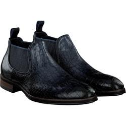 Konstantin Starke - Chelsea Boots in Blau