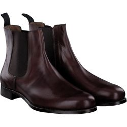 Chelseaboots in braun