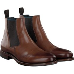 Ralph Harrison Edition - Chelsea Boots in Braun