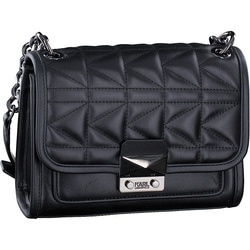 Karl Lagerfeld - K-Cilltit Mini Handb in Schwarz