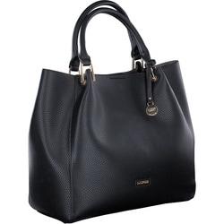 L.Credi - Damentasche in Schwarz