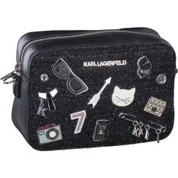 Karl Lagerfeld - K-Classic Pins in schwarz