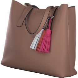Guess - Trudy Tote in Beige